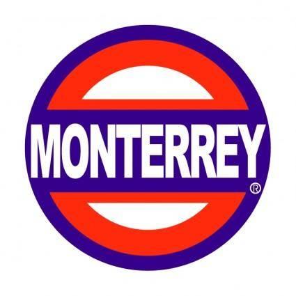free vector Monterrey 1