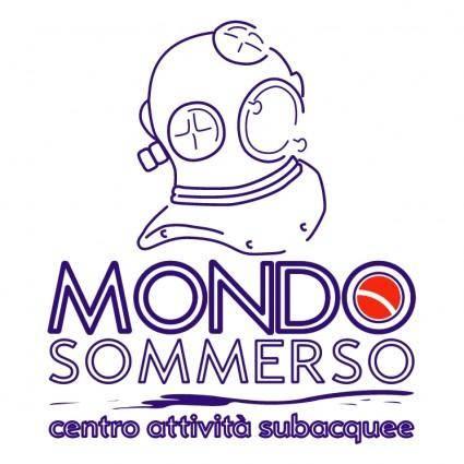 free vector Mondo sommerso