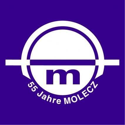 free vector Molecz son
