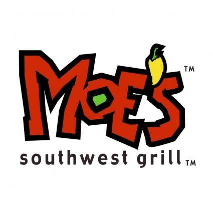 free vector Moes southwest grill
