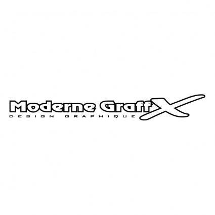 Moderne graffx