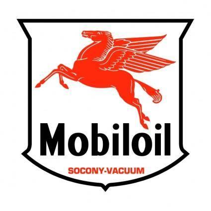 free vector Mobiloil