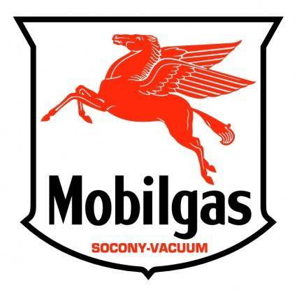 free vector Mobilgas