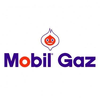 Mobil gaz