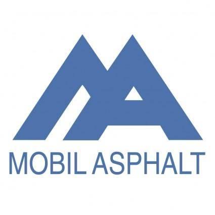 Mobil asphalt