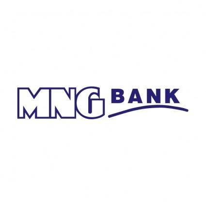 free vector Mng bank 0