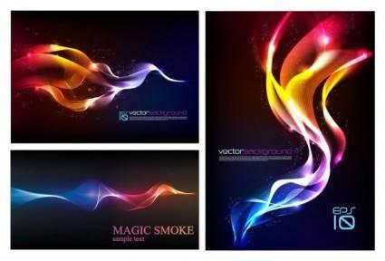 Symphony smoke vector