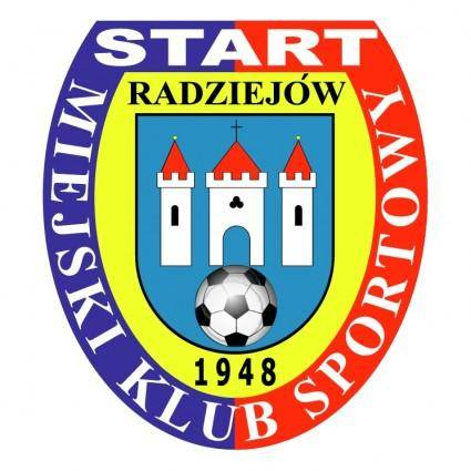 free vector Mks start radziejow