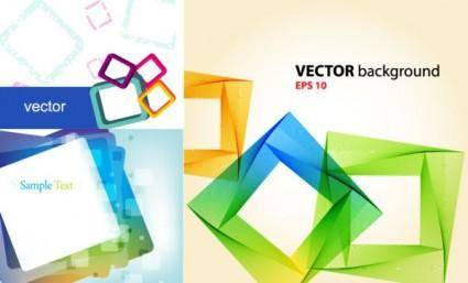 free vector Box out of vector