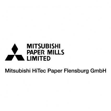 free vector Mitsubishi paper mills limited