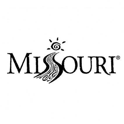 free vector Missouri