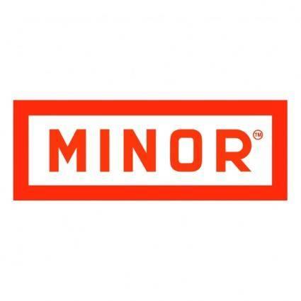 free vector Minor