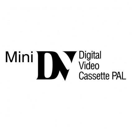 free vector Mini dv digital video