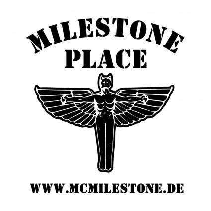 free vector Milstone