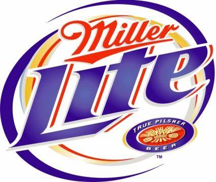 free vector Miller lite 4