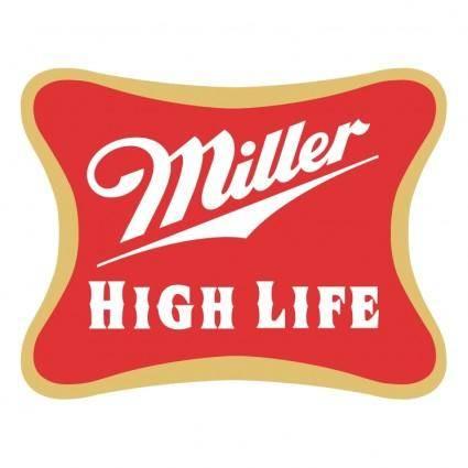 free vector Miller high life 1