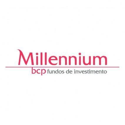 free vector Millennium bcp fundos de investimento