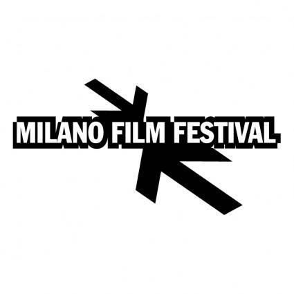 free vector Milanofilmfestival