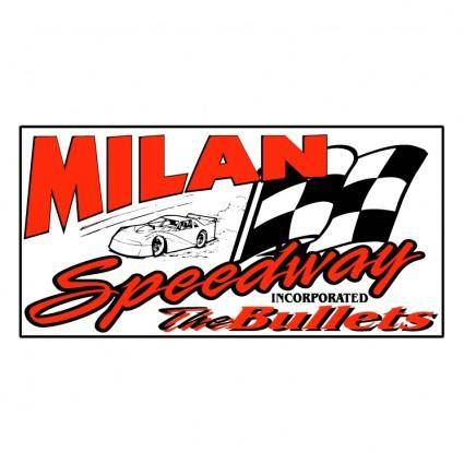 free vector Milan speedway incorporated