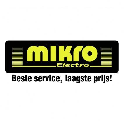 free vector Mikro electro 0