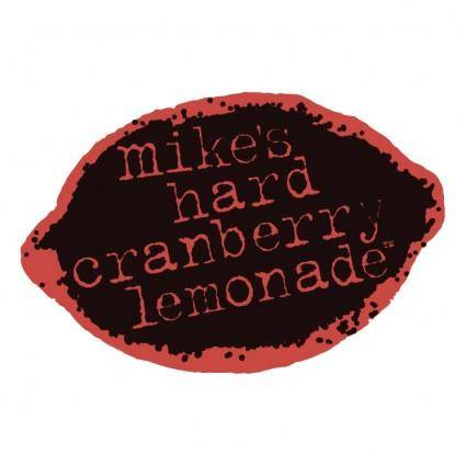 Mikes hard cranberry lemonade