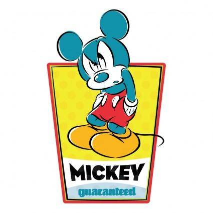 free vector Mickey mouse 35