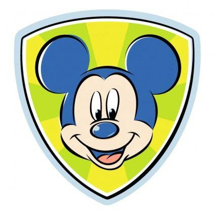 free vector Mickey mouse 13