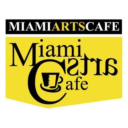 Miami arts cafe 0