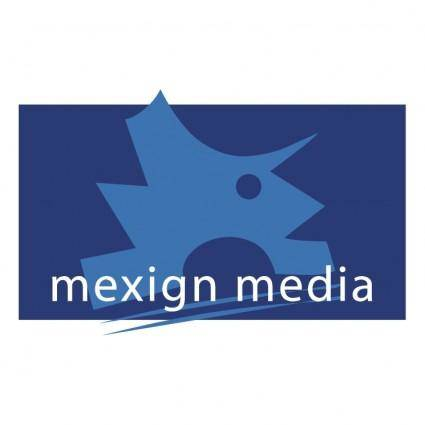 free vector Mexign media group