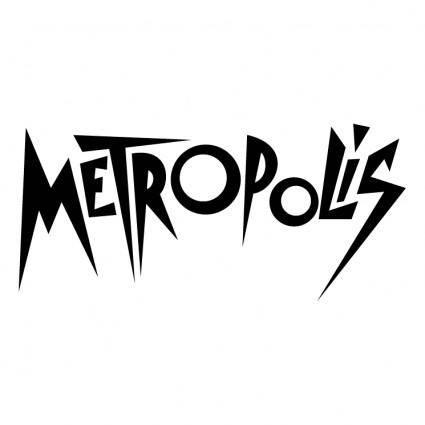free vector Metropolis 0
