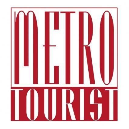 Metro tourist