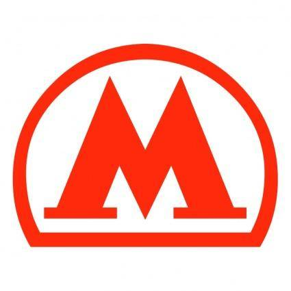 free vector Metro moscow 0