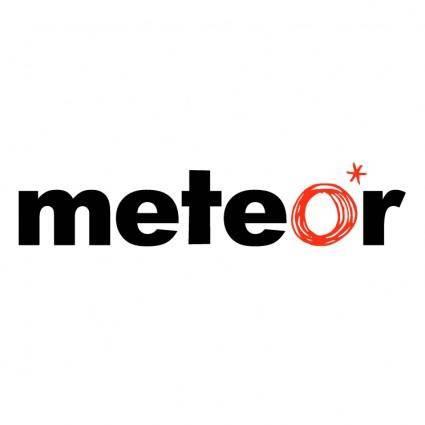 free vector Meteor 1