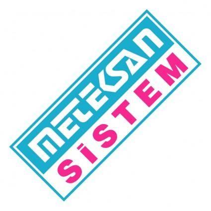 free vector Meteksan sistem