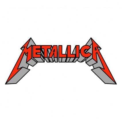 free vector Metallica 3