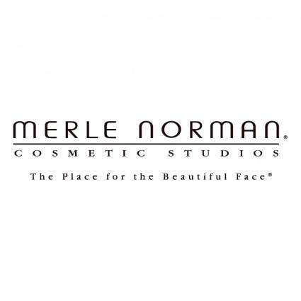 free vector Merle norman