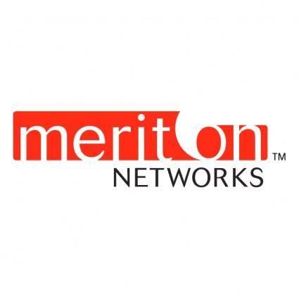 free vector Meriton networks