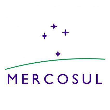 free vector Mercosul