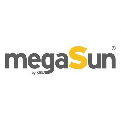 free vector Megasun