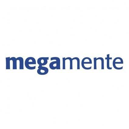 free vector Megamente