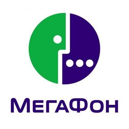 free vector Megafon 2