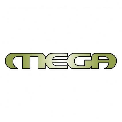 free vector Mega tv