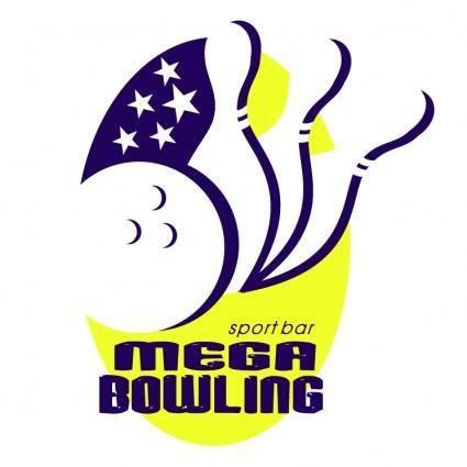 free vector Mega bowling