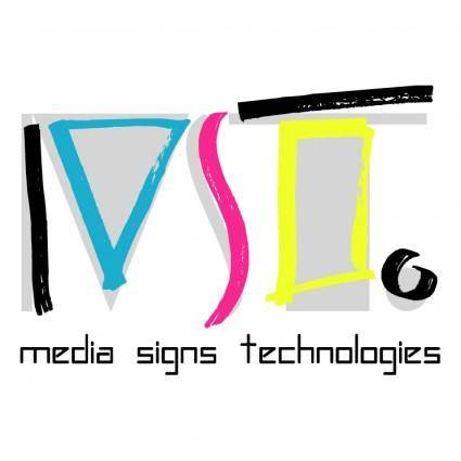 Media signs technologies