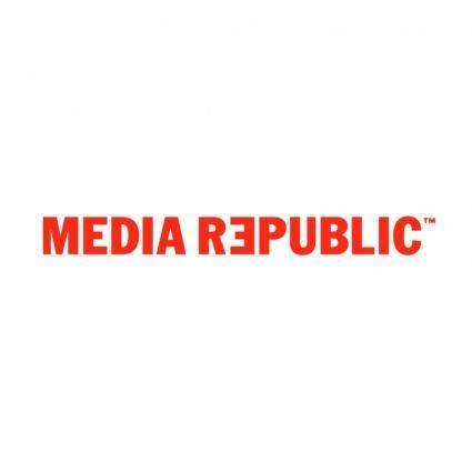 free vector Media republic