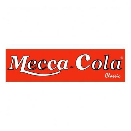 free vector Mecca cola