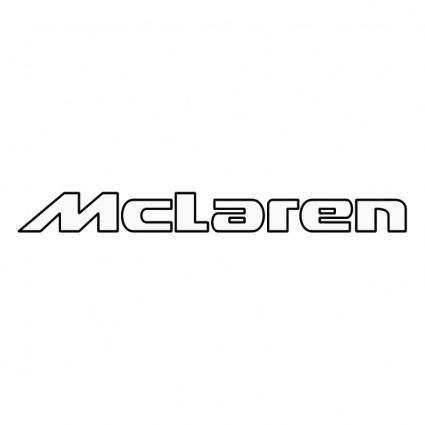 free vector Mclaren 1