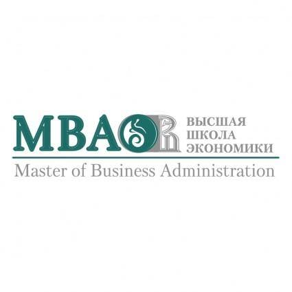 free vector Mba hse