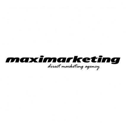 free vector Maxi marketing 1