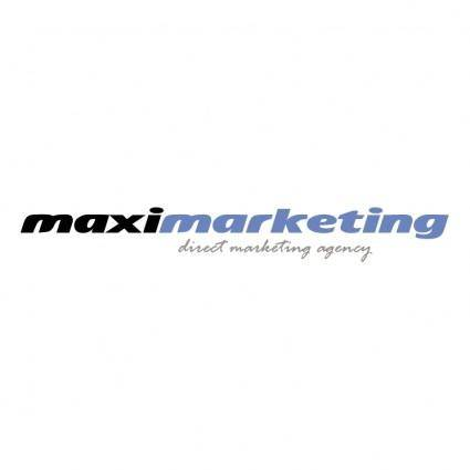 free vector Maxi marketing 0
